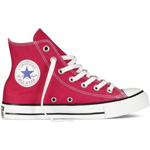 Zapatos Mujer Zapatillas altas Converse Botas  M9621C Rojo Rojo