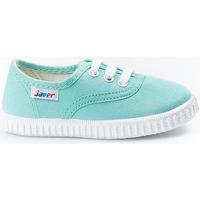 Zapatos Mujer Zapatillas bajas Javer Zapatillas  60 Menta Verde