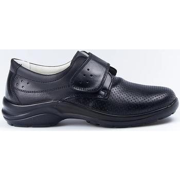 Zapatos Mujer Mocasín Luisetti Zapatos Profesional  0025 Berlin Negro Negro