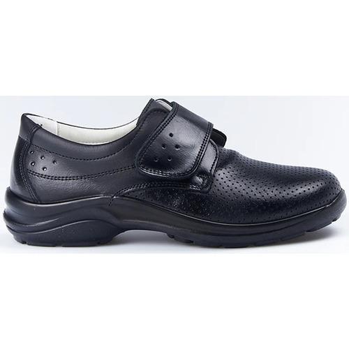 Zapatos Mujer Mocasín Luisetti Zapatos Profesional  0025 Negro Negro