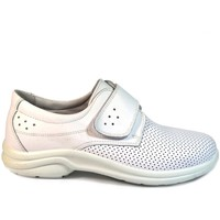 Zapatos Mujer Mocasín Luisetti Zapatos Profesional  0025 Berlin Blanco Blanco