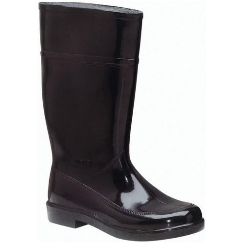 Zapatos Mujer Botas de agua Anibal Botas De Agua P'Agua Charquera Alta Negra 8018 Negro