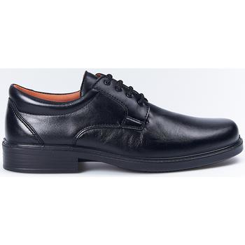 Zapatos Hombre Derbie Luisetti ZAPATOS PROFESIONAL  0101 NEGRO Negro