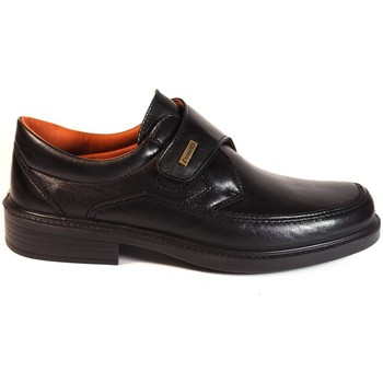 Zapatos Hombre Mocasín Luisetti ZAPATOS PROFESIONAL  0108 NEGRO Negro