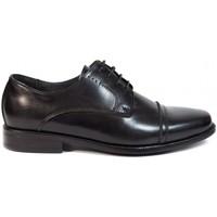 Zapatos Hombre Derbie Luisetti Zapatos Finos  19305 Negro Negro