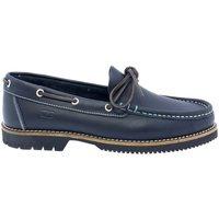 Zapatos Hombre Zapatos náuticos Fluchos Zapatos Náuticos  156 Marino Azul