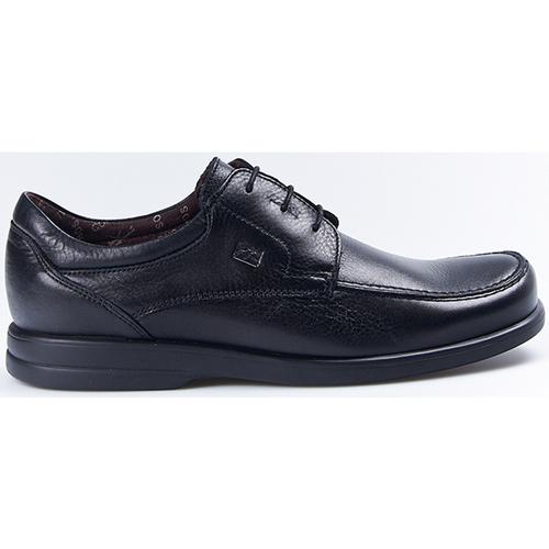 Zapatos Hombre Derbie Fluchos Zapatos Profesional  6276 Negro Negro