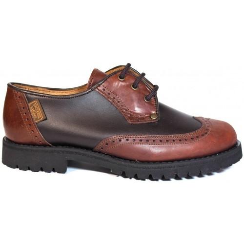 Zapatos 24 03 Castaña