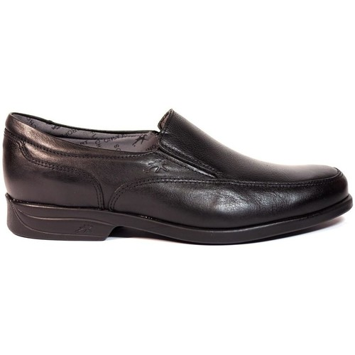 Zapatos Hombre Mocasín Fluchos Zapatos Profesional  8902 Negro Negro