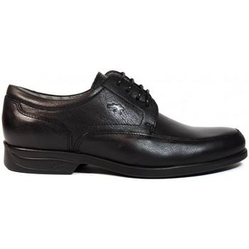 Zapatos Hombre Derbie Fluchos Zapatos Profesional  8903 Negro Negro