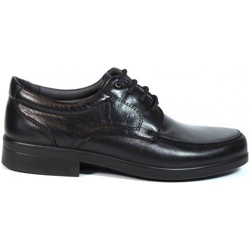 Zapatos Hombre Derbie Luisetti Zapatos Profesional  26851 Negro Negro