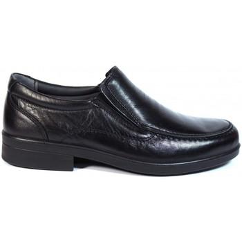 Zapatos Hombre Mocasín Luisetti ZAPATOS PROFESIONAL  26850 NEGRO Negro