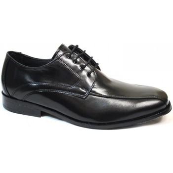 Zapatos Hombre Richelieu Riverty Zapatos Finos Szpilman 2045 Negro Noir