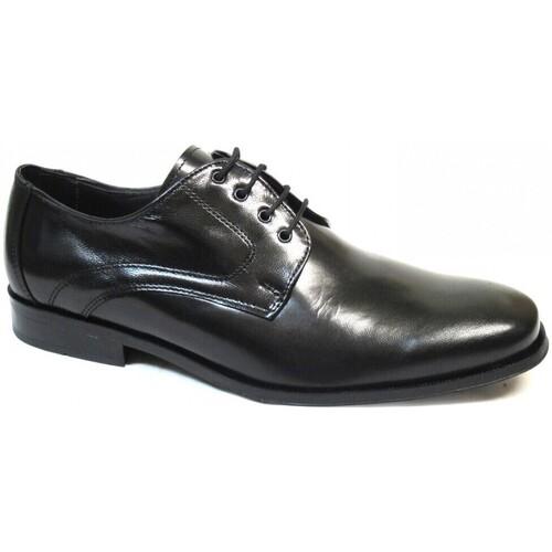 Zapatos Hombre Richelieu Riverty Zapatos Finos Szpilman 2040 Negro Negro