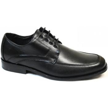 Zapatos Hombre Richelieu Riverty Zapatos Finos Szpilman 2041 Negro Noir