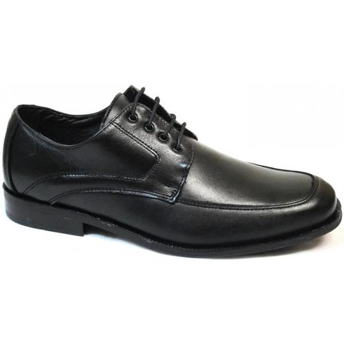 Zapatos Hombre Richelieu Riverty Zapatos Finos Szpilman 2041 Negro Negro