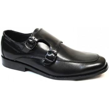 Zapatos Hombre Derbie Riverty Zapatos Finos Szpilman 2044 Negro Noir