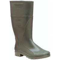 Zapatos Hombre Botas de agua Anibal Botas De Agua P'Agua 1066 Alta Verde Verde