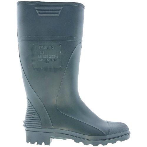 Anibal Botas De Agua P'Agua 1066 Alta Verde vert - Zapatos Botas de agua Hombre
