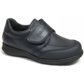 Zapatos Niños Mocasín Pablosky Zapatos Colegial  320320 Marino Azul