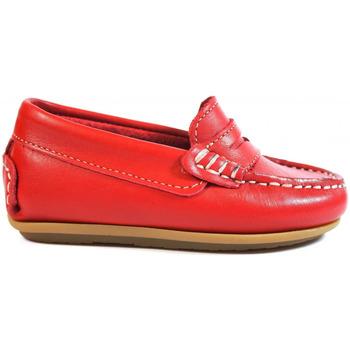 Zapatos Niños Mocasín La Valenciana Zapatos Niños  1017 Rojo Rojo