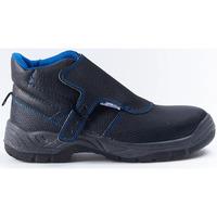 Zapatos Botas de caña baja Anibal Botas Seguridad  Vulcano Negro