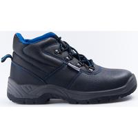 Zapatos Botas de caña baja Anibal Botas Seguridad  Mastia Negro