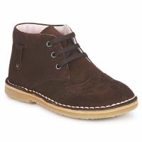 Zapatos Niña Botas de caña baja Cacharel HARRY Marrón