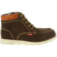 Zapatos Niños Botas de caña baja Levi's VIND0002L INDIANA Marrón