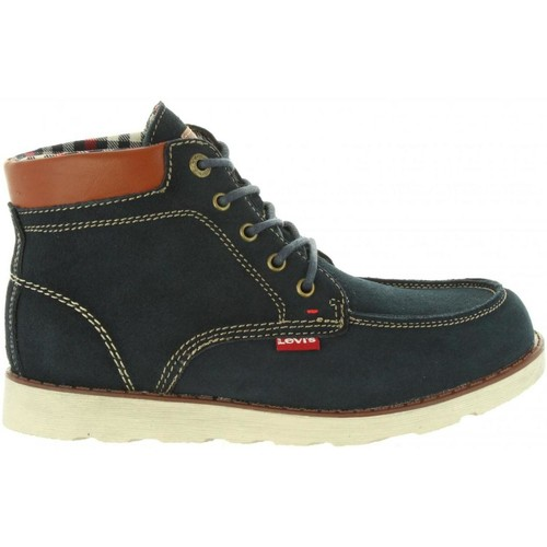 Zapatos Niños Botas de caña baja Levi's VIND0002L INDIANA Azul