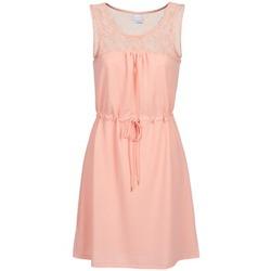 textil Mujer vestidos cortos Vero Moda ZANA Rosa