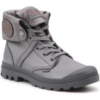 Zapatos Senderismo Palladium Manufacture PLBRS BGZ L2 U 73080-021-M gris