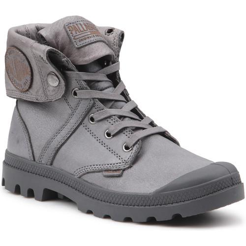 Zapatos Senderismo Palladium PLBRS BGZ L2 U 73080-021-M gris