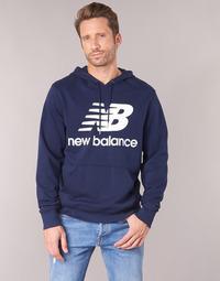 textil Hombre sudaderas New Balance NB SWEATSHIRT Marino