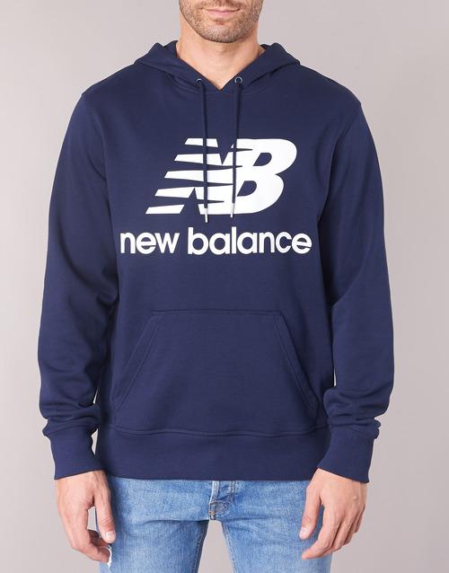 Balance Nb Textil Hombre Marino New Sweatshirt Sudaderas BCohtQsrdx
