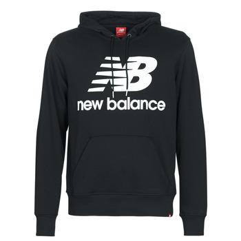 textil Hombre sudaderas New Balance NB SWEATSHIRT Negro