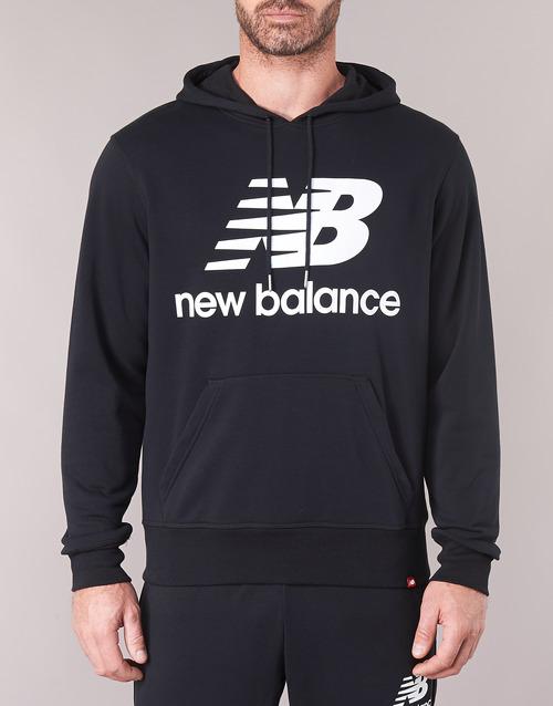 Hombre Balance Negro Nb New Sweatshirt Textil Sudaderas R43A5jL