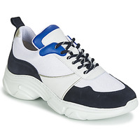 Zapatos Mujer Zapatillas bajas Ikks RUNNING Blanco