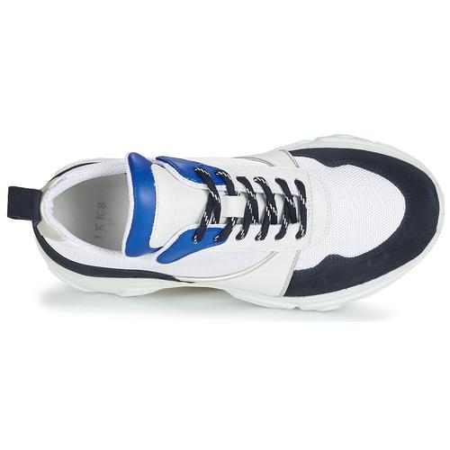 Zapatillas Running Ikks Zapatos Bajas Blanco Mujer yvN80nwmO