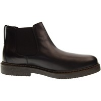 Zapatos Hombre Botas de caña baja Antica Cuoieria  Negro