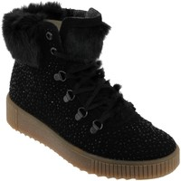 Zapatos Mujer Botas de caña baja Rieker K7975 negro