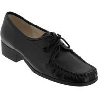 Zapatos Mujer Derbie Marco NOBLA Cuero negro