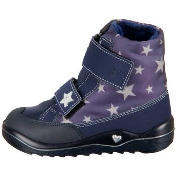 Zapatos Niña Botas de nieve Ricosta Bibbi Azul marino