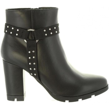 Zapatos Mujer Botines Maria Mare 62216 Negro