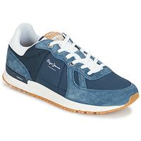 Zapatos Hombre Zapatillas bajas Pepe jeans TINKER PRO Azul