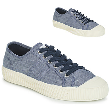 Zapatos Mujer Zapatillas bajas Pepe jeans ING LOW Azul