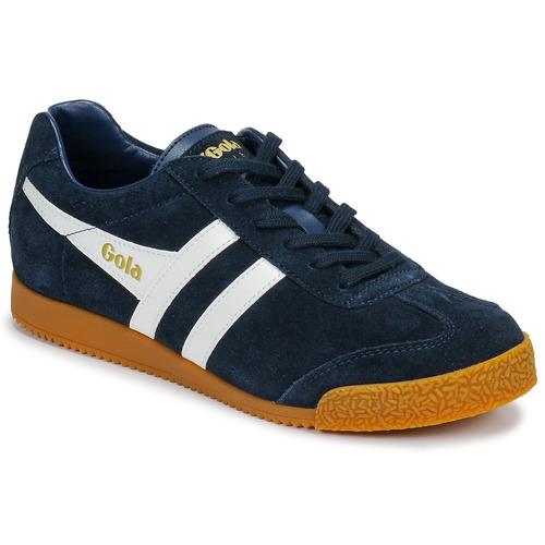Zapatos Hombre Zapatillas bajas Gola HARRIER Azul