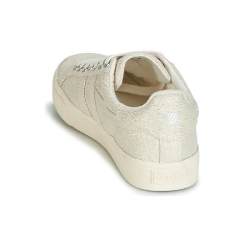 Mujer Gola Orchid Zapatos Bajas Plata Zapatillas Sparkle Ii bvY6ygf7