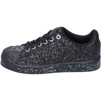 Zapatos Niña Zapatillas bajas Solo Soprani BT294 negro