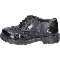 Zapatos Niña Derbie Solo Soprani BT296 negro